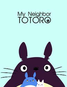 My Neighbor Totoro by Yanais Sosa