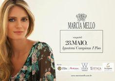 SOCIAIS CULTURAIS E ETC.  BOANERGES GONÇALVES: Marcia Mello do Iguatemi Campinas