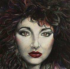 Kate Bush Art