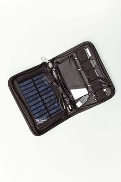 Deluxe Solar Cellphone Charger.