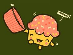 Cupcake joke #nude #humor