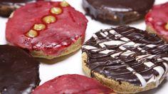 Meet the Donart: The vegan doughnut-tart hybrid dessert