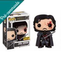 Préco - Game Of Thrones Funko Pop Bloody Jon Snow
