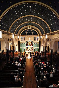All Saint's Catholic Church-Houston, Tx
