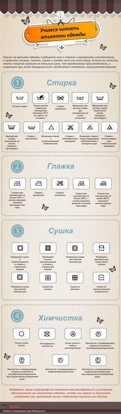 Инфографика: читаем этикетки