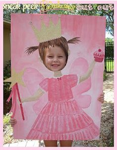 "Stylish Childrens Parties: ""Pinkalicious""-inspired Birthday Parties"