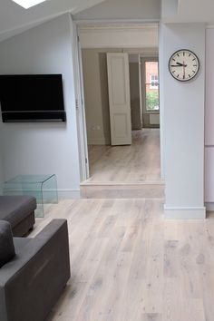 It is always a pleasure for us to work for highly demanding clients which from the first meeting tell us precisely what are the requirements. This makes our planning and approach a lot more clear. Of course when the requirements are also high we have to double our efforts.  #FinWood #CraftedForLife #WoodFloors  #FloorDesign  #StairDesign  #StairSteps  #WoodenStairs  #WoodStairs  #CustomStairs  #FlooringInspiration  #WoodFloorSanding  #WoodFloorsLondon  #WoodFloorFinishing Wood Floor Restoration, Stairs Cladding, Modern Stairs, Stair Steps, Wood Stairs, Floor Design, Wooden Flooring, Solid Oak, Home Decor
