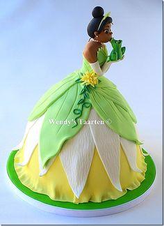 princess cake frog cake - Google Search