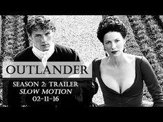 OUTLANDER    Season 2 Slow Motion Promo    02-11-16 - YouTube