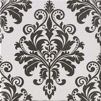Imágenes similares, fotos y vectores de stock sobre Wallpaper in the style of Baroque. A seamless background. Gray and white texture. Floral Pattern Wallpaper, Fabric Wallpaper, Wallpaper Backgrounds, Stencil Patterns, Wall Patterns, Asian Paints Royale, Baroque, Grey And White Wallpaper, Seamless Background
