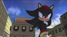 The only way to make Shadow look even more badass of course, is to make his head turn slowmo. #GodDAMMITShadow