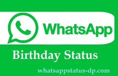 My Birthday Status for Whatsapp, Happy Birthday Status for Whatsapp in English, Best Birthday Status for Whatsapp, Birthday Status for Best Friend Whatsapp