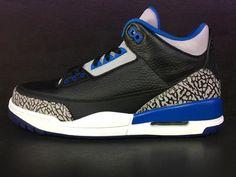 779d384a508f0c Air Jordan 3 Retro  Sport Blue  Air Jordan 3