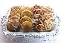 Crown Jewel Miniature's pastry