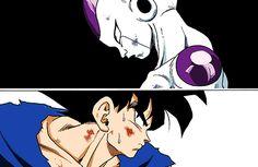 Frieza, Goku