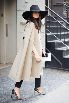 戴帽子別害羞!10種方法教你將帽子戴得好有型   Popbee - a fashion, beauty blog in Hong Kong.
