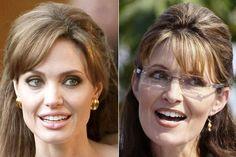 Angelina Jolie: Sarah Palin's hair apparent - Fear and Clothing ...