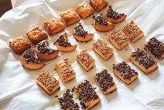 Ha oda vagy a sós süteményekért, akkor próbáld ki ezt a receptet!