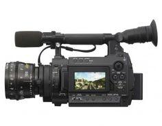 Cine Digital con Lentes de 35 mm en la mas nueva cámara de Sony la PMW-F3