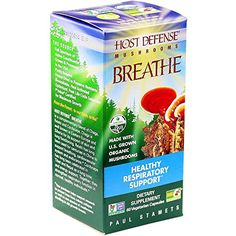 Host Defense  Breathe Capsules Healthy Respiratory Support 60 count FFP * Find out more about the great product at the image link.