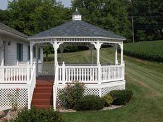 Octagon Gazebo - Home and Garden Design Idea's