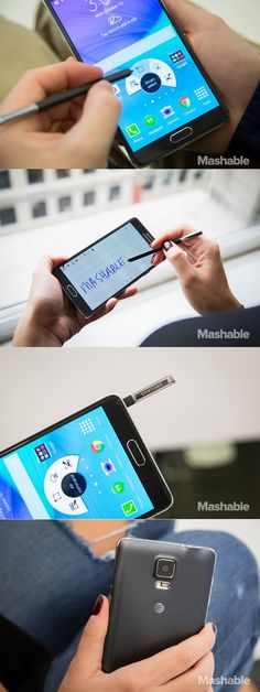 Apart from compactness, the Samsung Galaxy Note 4 has everything you want in a smartphone.