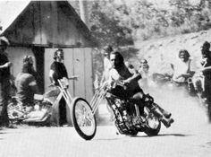 1970s digger chopper biker motorcycle