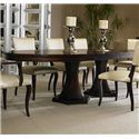 Century Tribeca  Double Pedestal Dining Table - 339-303