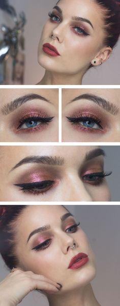 Athena. Linda Hallberg Makeup.