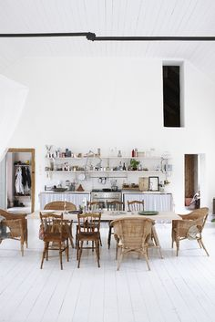 Dreaming about the summer house, this one on the Swedish island Gotland | Photo by Stellan Herner for Elle Decoration Follow Style and Create at Instagram | Pinterest | Facebook | Bloglovin