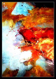 Dan Bunea, living abstract paintings♥•♥•♥