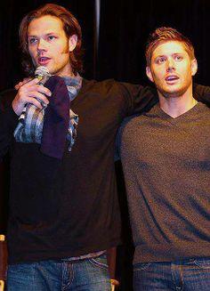 Jensen Ackles     Jared Padalecki   J2 spam 2/3   ~Mama Winchester/Melissa
