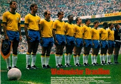 Football ©: Brazil Football Team in the World Cup, Mexico, Brazil Players, Brazil Football Team, Brazil Team, Football Squads, Best Football Team, National Football Teams, World Football, Good Soccer Players, Football Players
