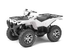 New 2017 Yamaha Grizzly EPS ATVs For Sale in Illinois. 2017 Yamaha Grizzly EPS, 2017 Yamaha Grizzly EPS TRAIL TESTED TOUGH Grizzly EPS is the best-selling big-bore utility ATV ready to tackle tough trails with superior style and comfort. Features may include: High-Tech Engine Designed For Aggressive Trail Riding The Grizzly® EPS features a powerful DOHC, 708cc, 4-valve, fuel-injected engine with optimized torque, power delivery and engine character for aggressive recreational riding…