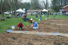 Community Garden , Floyd County Virginia