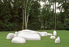 Kroller Muller Museum, Otterlo, The Netherlands | Awesome sculpture garden in beautiful National Park