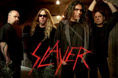 Slayer. The band i have seen live the most times. 8 and counting