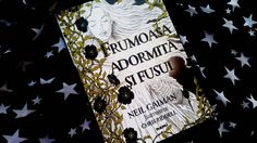 The sleeper and the spindle, book review, for children and adults, neil gaiman, ilustrated