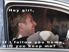 ryan gosling hey girl funny