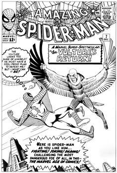 DitkoCultist.com - celebrating the work of Steve Ditko » Steve Ditko Comic Book Artists, Comic Books, Steve Ditko, Doctor Strange, As You Like, Marvel Universe, Marvel Comics, Spiderman, Author