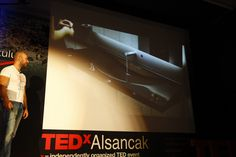 Osman Can Özcanlı at TEDxAlsancak