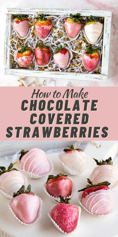 This recipe shows you how to make homemade DIY chocolate covered strawberries! Decorated using white chocolate and sprinkles, this recipe is a delicious and easy way to impress your guests at a wedding shower, bachelorette party, or a simple dessert for holidays like Valentine's Day, Easter, or New Year's Eve! Happy Valentine Day HAPPY VALENTINE DAY |  #WALLPAPER #EDUCRATSWEB | In this article, you can see photos & images. Moreover, you can see new wallpapers, pics, images, and pictures for free download. On top of that, you can see other  pictures & photos for download. For more images visit my website and download photos.