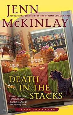 Death in the Stacks (A Library Lover's Mystery) by Jenn M... https://www.amazon.com/dp/B06WD7NVBQ/ref=cm_sw_r_pi_dp_x_3fq0ybDFYAFT6