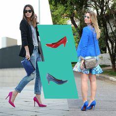 // O clássico mais versátil do closet  //#love #instagood #happy #beautifuls #girl #smile #fashion #summer #moda #estilo #instamood #instalove #best #sapatos #sapato