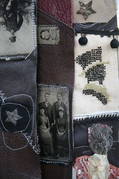 Amy Hanna's Belts-  the girl is so talented and brilliant!  I cannot resist her style!