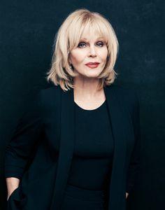 Joanna Lumley for BAFTA - MATT HOLYOAK