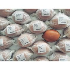 Bake Sale Packaging, Dessert Packaging, Bread Packaging, Bakery Packaging, Cookie Packaging, Packaging Design, Japanese Bakery, Japanese Sweets, Bakery Logo