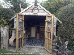 Dad's Shed is an entrant for Shed of the year 2015 via @unclewilco  #shedoftheyear