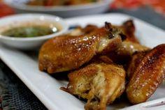 frozen wings: Thai BBQ Chicken ( Gai Yang )
