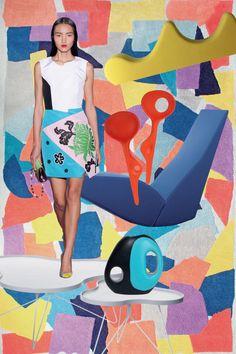 matisse cut-outs art homewares furniture fashion